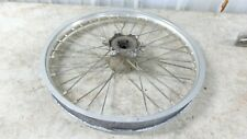 89 Honda CR125 CR 125 front wheel rim