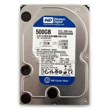 "WD WESTERN DIGITAL HDD HD HARD DISK DISCO RIGIDO SATA 3.5"" 500GB 500 GB DESKTOP"