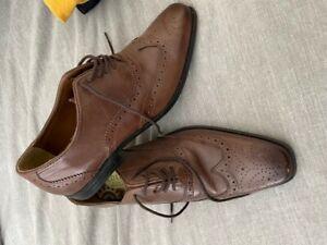 Lotus Mens Shoes Size 9 - Brown