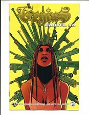 Genius cartel #4 ( Image Comics, nov 2017), NM NEUF