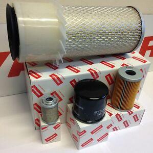 Yanmar Filter Kit B37-2 B37-2A B50-2 B50-2A