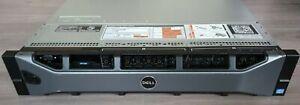 Dell PowerEdge R720 Server 2x Intel E5-2640 56GB RAM 2x146GB 4x300GB SAS H710