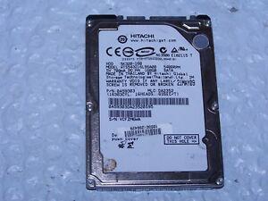 HITACHI 5K320-160 160GB SATA 2.5' LAPTOP DRIVE