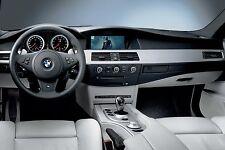 2004-2008 BMW 5 Series E60 E61 Video Interface Add TV DVD iPhone Rearview Camera
