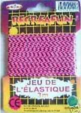 JEU D Exterieur élastique 3M Récréation jouet