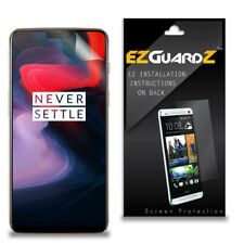 5X EZguardz Anti-Scratch Screen Protector Cover HD 5X For OnePlus 6