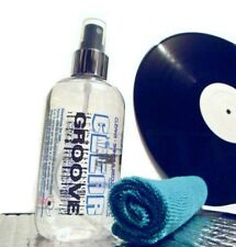 The original CLEAR GROOVE - RECORD CLEANER vinyl LP cleaning spray fluid