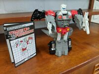 G1 Transformer Doublecross Hasbro Takara 1987