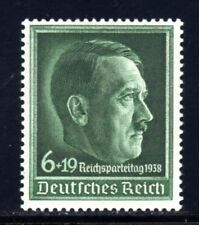 GERMAN EMPIRE-Third Reich.1938.WWII.Michel.672.Adolf Hitler MNH**Deutsches Reich