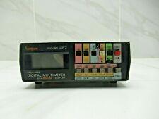 Simpson True Rms Digital Multimeter With Digalog Display Model 467