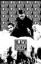 "Black Sheep 11x17 ""Black Light"" Poster"