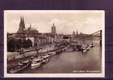 europa:11357 Gelaufene Ansichtskarte Köln leystapel-