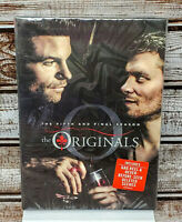 The Originals Season 5 & Final (DVD 2018,3-Disc Set) NEW! Free Fast Shipping!
