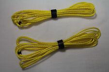 6ft Ultralight Whoopie Slings - Amsteel - Yellow - for Hammock Suspension - USA
