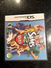 The Sims 2 Pets Nintendo DS, 2005)