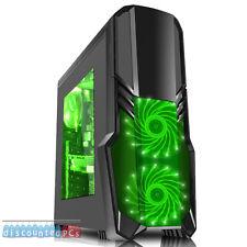 SUPER VELOCE INTEL i5 QUAD CORE 2TB GTX 750 16GB CASA WI-FI COMPUTER PC DA GIOCO