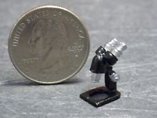 Dollhouse Miniature Metal Microscope Science 1:12 inch scale ZE14 Dollys Gallery