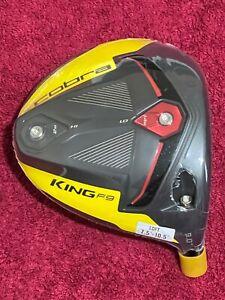 Cobra King F9 Driver 9° Degree Head Only