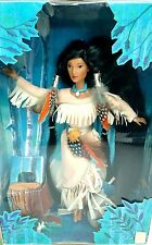 1996 Special Edition Pocahontas Feathers in the Wind w/ Meeko Disney MATTEL Doll