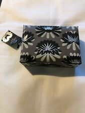Paperchase Silk Makeup Jewellery Accessories Storage Box