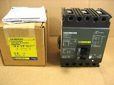 SQUARE D FHL360151212  Circuit Breaker 3P, 600V, 15A,  NEW