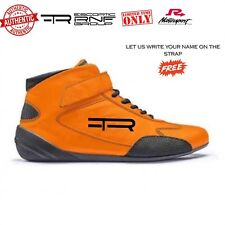 Racing shoes /karting shoes/ custom-made authentic RNF kart shoes/ Karting boots