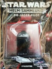 Star Wars Helmet Collection - Edition 5 Tie-Jäger-Pilot - DeAgostini Boxed & New