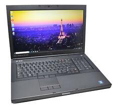 Dell Precision M6700 CAD Laptop: Core i7, Quadro, 480GB SSD, VAT Warranty