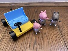 Peppa pig Moon Buggy And 3  Space Figures -lots of peppa listed--combined post