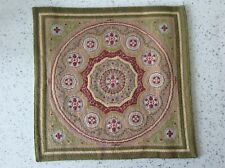 Dolls house miniature 1:12 SERIOUS COLLECTOR'S XXL needlepoint rug