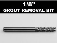 "Grout Removal Bit - 1/8"" RotoZip Dremel Brand New"