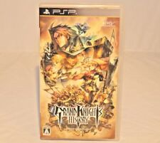 GRAND KNIGHTS HISTORY PLAYSTATION PSP SONY UMD JAPANESE IMPORT