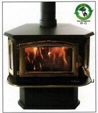 Buck Stove FP18 Gold Stove Only Insert Kit or Freestanding Kit is optional