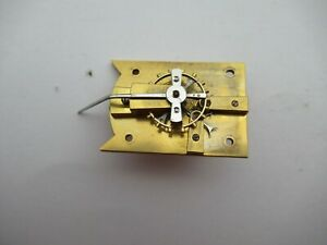 large platform escapement for carriage or clock good quality circa 1880s 1890s