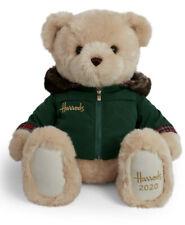 Harrods Nicholas Christmas 2020 Bear (30cm) BNWT