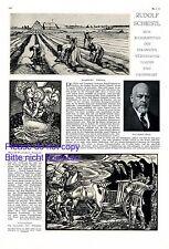 Rudolf Schiestl * Würzburg 1928 XL S. Bericht 5 Abb. 50. Geburtstag † Nürnberg +