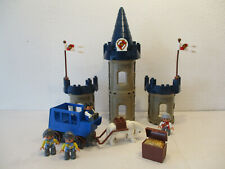 (RB6/5) Lego Duplo Knight Knight Castle Carriage 4672 4777 4785