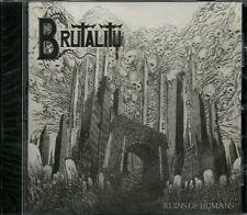 BRUTALITY-RUINS OF HUMANS-CD-death-metal-morbid angel-deicide-resurrection