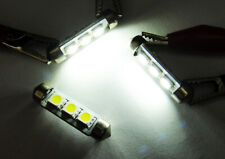 New Listing2x Canbus 3 Smd Led 6411 6413 For 05 17 Mini Cooper Trunk Cargo Area Light White