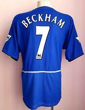 Manchester United 2002 - 2003 Third football Nike shirt #7 Beckham