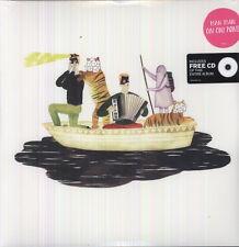 Man Man - On Oni Pond [New Vinyl] Bonus CD