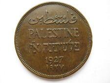Palestine 1927 2 Mils VF