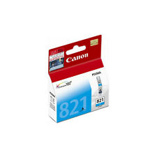 Canon CLI-821 Ink Tank (for iP4760/iP4680/MX876/MX868/MP996/MP988/MP648) - Cyan