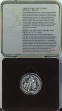 Canada 1998 Silver Proof 50 Cents Soccer Football Coin Case