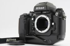[Excellent+++++] Nikon F4S 35mm SLR Film Camera Body w/ MB-21 From JAPAN #221