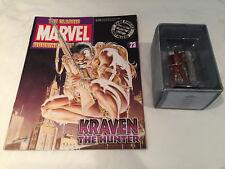 The Classic Marvel Figurine & Magazine Collection Kraven le Chasseur de Numéro #23