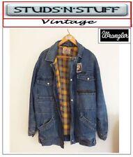 Wrangler Basic Vintage Coats & Jackets for Men