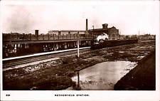 Netherfield near Nottingham. Railway Station # 231 by W.H.S.& S.N.