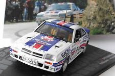 Opel Manta 400 #6 Tour de Corse 1983 Fréquelin Fauchille 1 43 Altaya