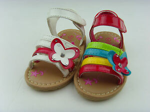 Infant Toddler Baby Girl'ss Rhinestones With Bow Gladiator Sandals Shoes